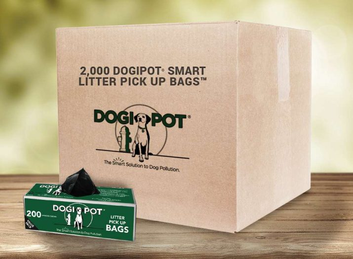 dogipot waste bags